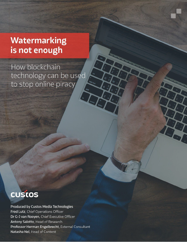 Free Forensic Watermarking Research Paper - Custos